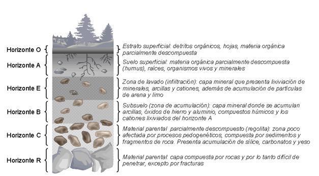 Documento sin t tulo for Materiales que componen el suelo